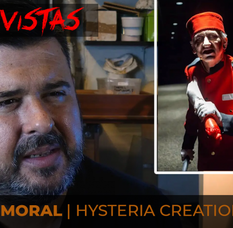 Sergio Moral - TerrorMakers