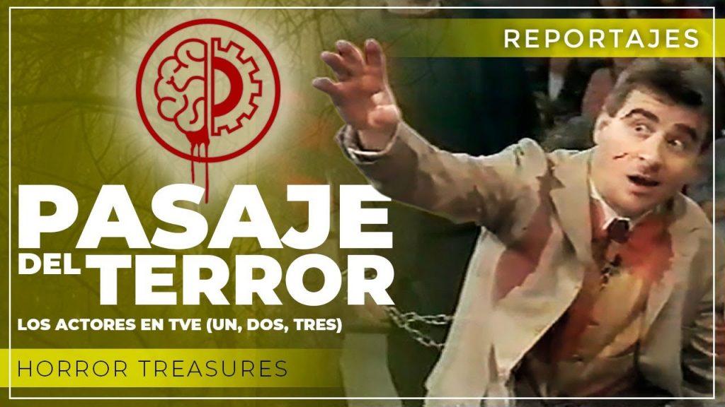 TerrorMakers HorrorTreasures 123 con Jordi Estadella
