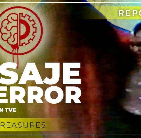 TerrorMakers HorrorTreasures 123 y los monstruos
