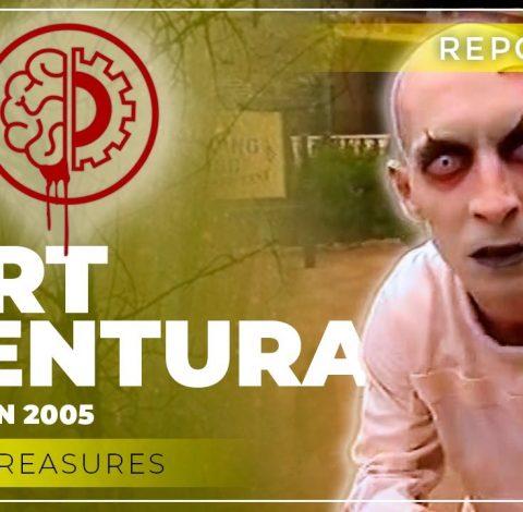 TerrorMakers HorrorTreasures Halloween Port Aventura