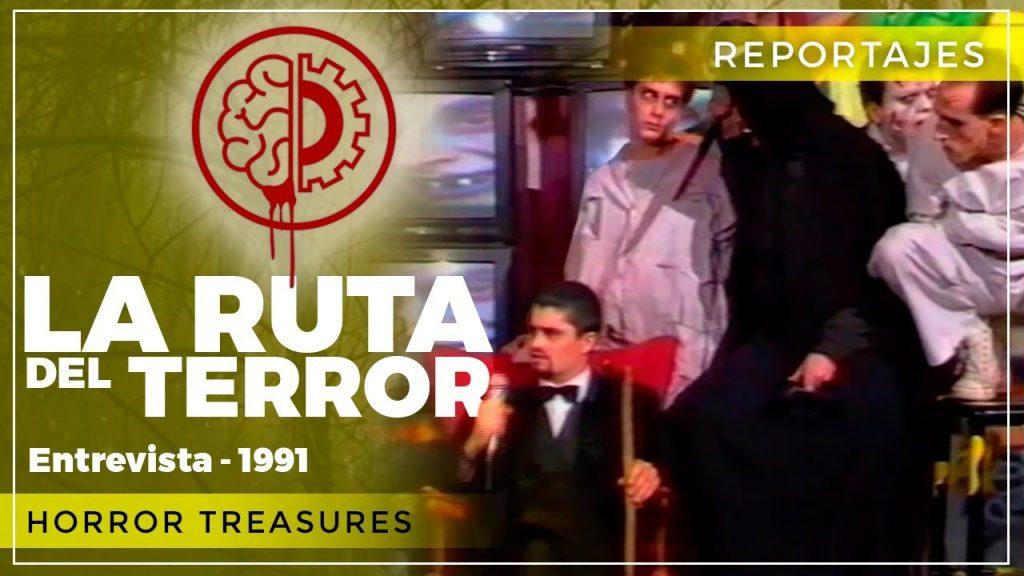 TerrorMakers HorrorTreasures La Ruta del Terror