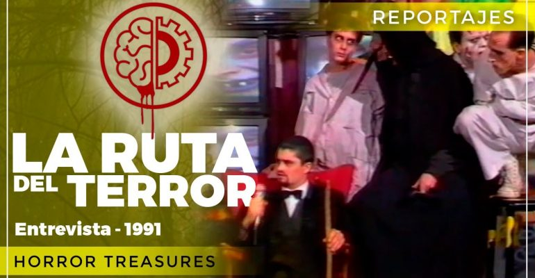 TerrorMakers HorrorTreasures La Ruta del Terror