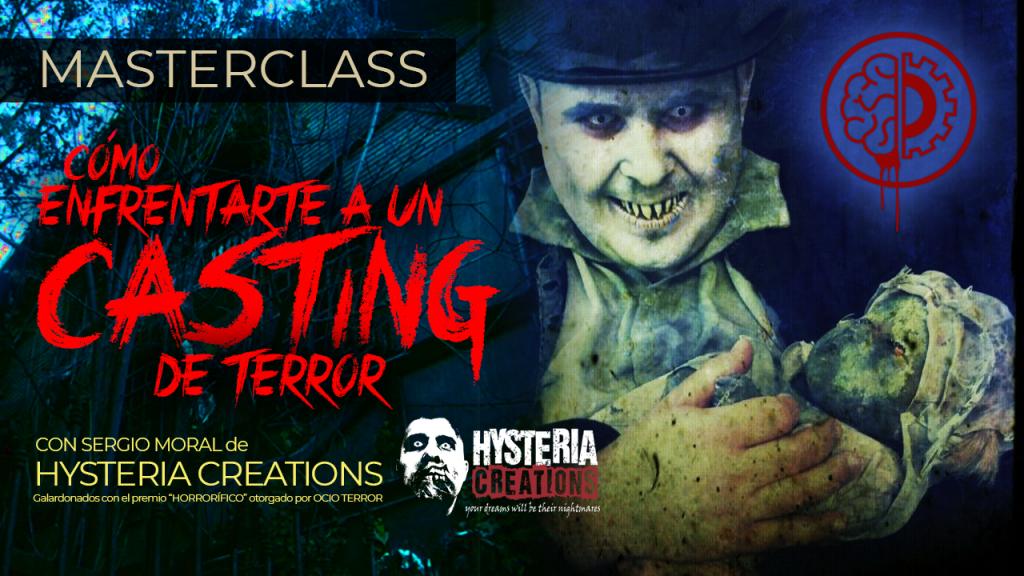masterclass casting de terror