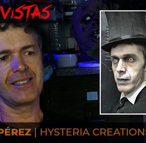 Pablo Pérez - TerrorMakers