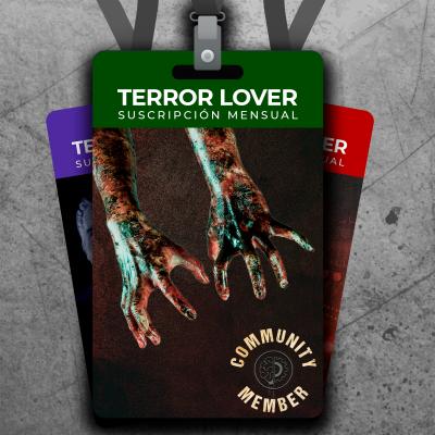 TERRORPASS - Terrorlover