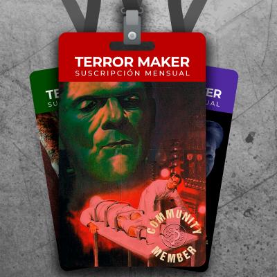 TERRORPASS - Terrormaker