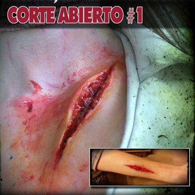 Corte Abierto pt001M_protesis de gelatina terrormakers_