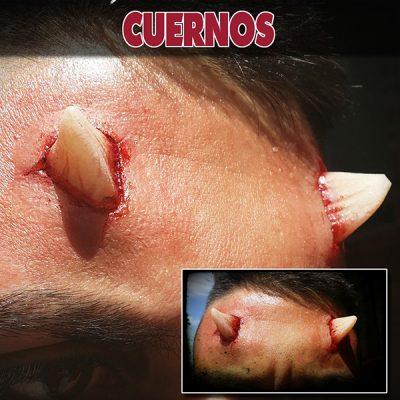 Cuernos pt013M_protesis de gelatina terrormakers