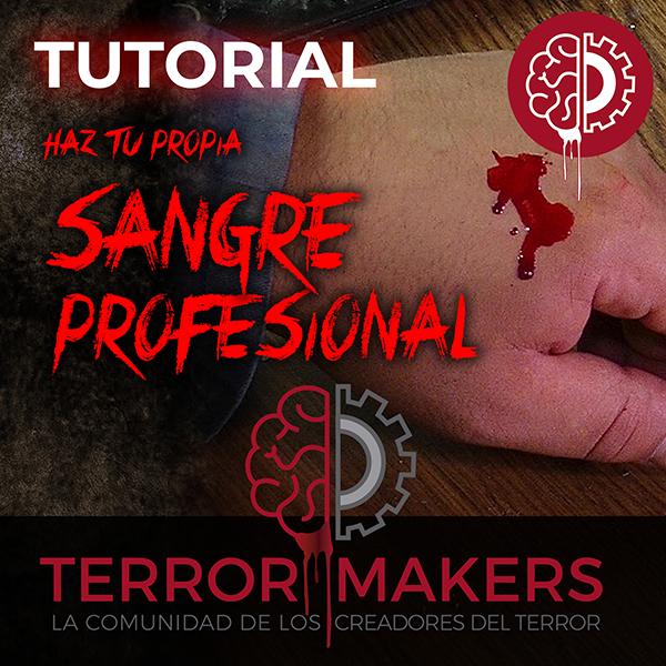 Haz tu propia sangre profesional TerrorMakers_web