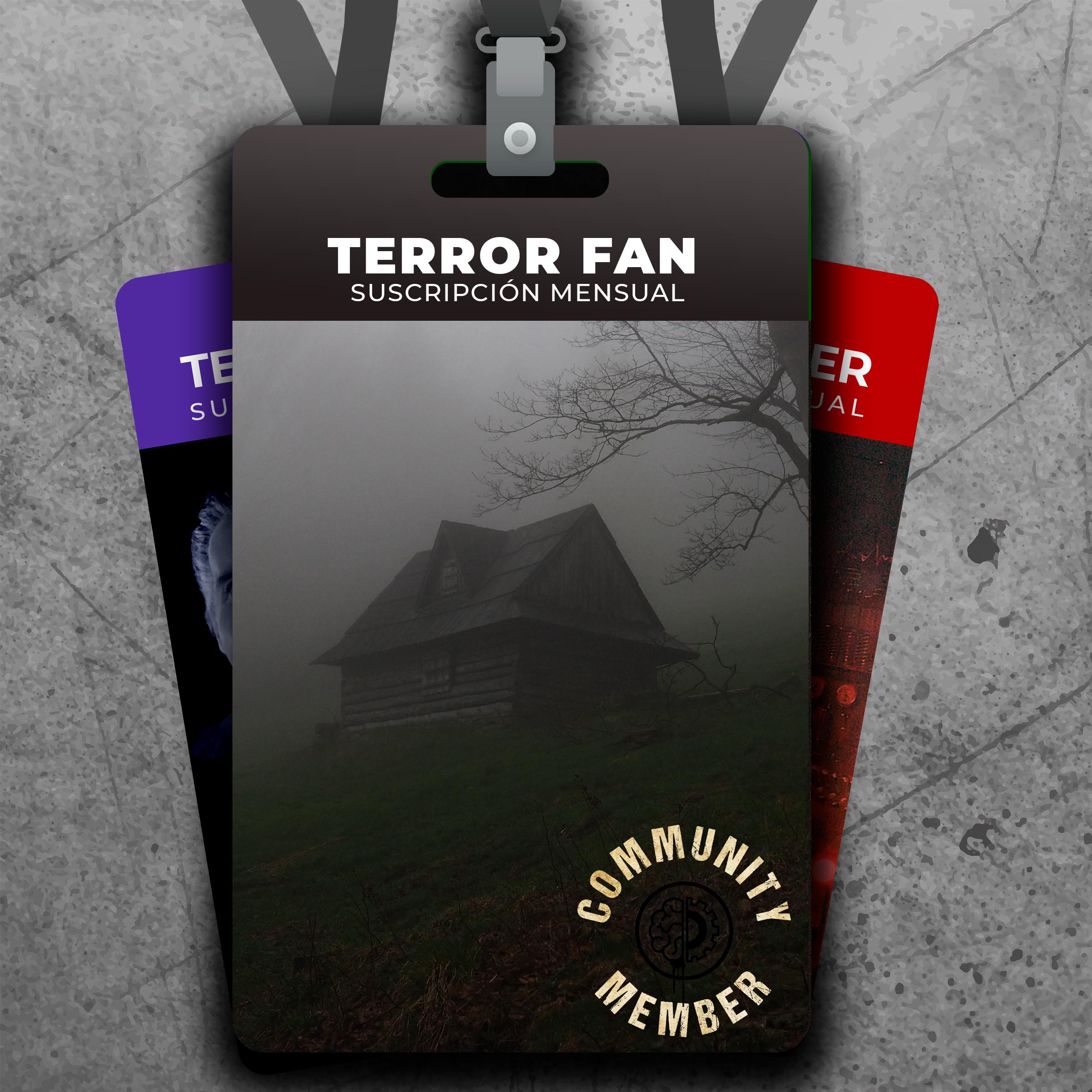 TERRORPASS | Membresía TerrorFAN